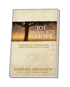 101 Moments of Hope Front Cover