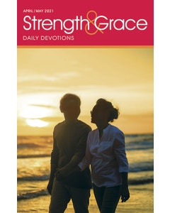 Strength & Grace Magazine - daily devotional for caregivers