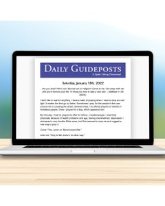 Daily Guideposts - Daily Email Subscription