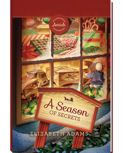 A Season of Secrets Book Cover