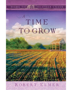 A Time to Grow Book Cover