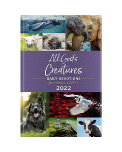 All God's Creatures: Daily Devotions 2022