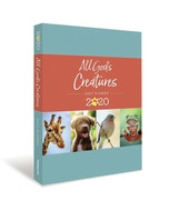 All God's Creatures Daily Planner 2020