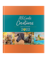 All God's Creatures Daily Planner 2022