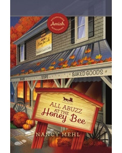 All Abuzz at the Honey Bee Book Cover