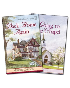 Back Home Again & Going to the Chapel Book Set