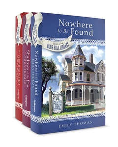 Nowhere to be Found - Secrets of the Blue Hill Library
