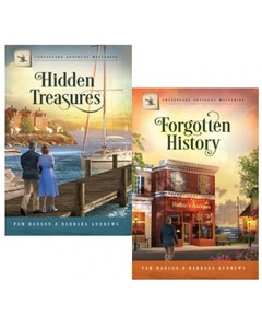 Chesapeake Antiques Mysteries Book Set