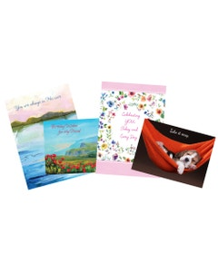 Someone Cares Card Covers