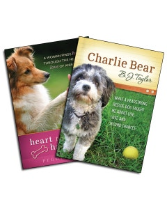 Charlie Bear & Heart to Heart Book Set