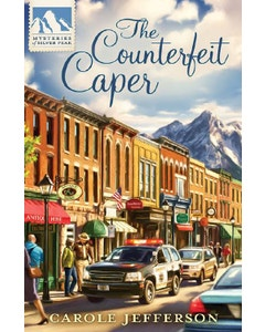 The Counterfeit Caper Book Cover