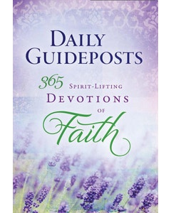 Daily Guideposts: Spirit Lifting Devotions of Faith Ebook Cover