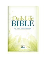The Daily Life Bible: Regular Print Edition