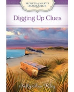 Digging Up Clues Book Cover