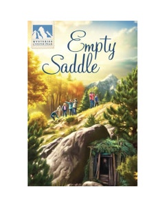 Empty Saddle Book Cover