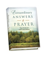 Extraordinary Answers to Prayer Book Cover