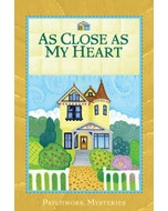 As Close As My Heart Book Cover