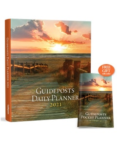 Guideposts Daily Planner 2021