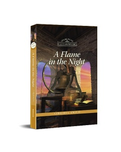 A Flame in the Night Book Cover