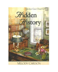 Hidden History Book Cover