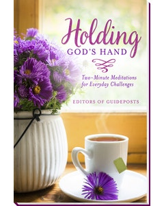 Holding God's Hand Book Cover