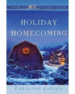 Holiday Homecoming - Book Cover