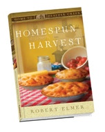 Homespun Harvest Book Cover