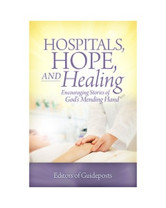 Hospitals, Hope & Healing Book Cover