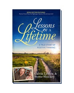 Lessons of a Lifetime Book Cover