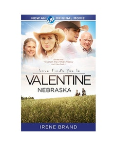 Love Finds You in Valentine, Nebraska Book Cover