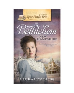 Love Finds You in Bethlehem, New Hampshire Book Cover