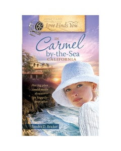 Love Finds You in Carmel-by-the-Sea, California Book Cover