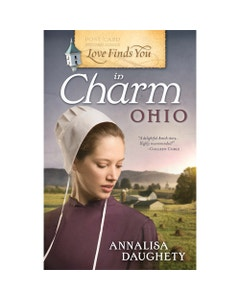 Love Finds You in Charm, Ohio Book Cover