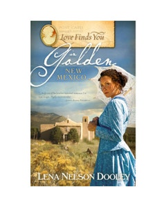 Love Finds You in Golden, New Mexico Book Cover