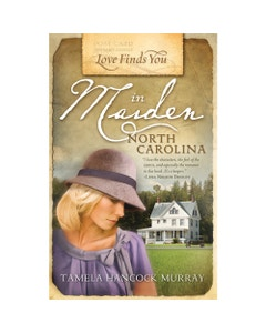Love Finds You in Maiden, North Carolina Book Cover