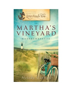 Love Finds You in Martha's Vineyard, Massachusetts Book Cover