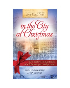 Love Finds You in the City at Christmas Book Cover