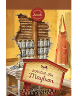 Mason Jar Mayhem Book Cover