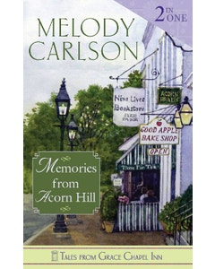 Memories from Acorn Hill 2 Book Set - Tales from Grace Chapel Inn Series