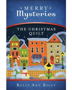 Merry Mysteries Book Cover