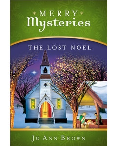 Merry Mysteries The Lost Noel Book Cover