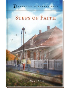 Steps of Faith Book Cover