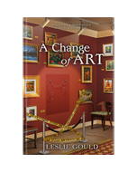 A Change of Art - Book 4 - Miracles & Mysteries of Mercy Hospital