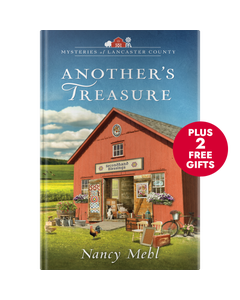 Another's Treasure - Mysteries of Lancaster County - Book 1