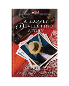 A Slowly Developing Story- Front Cover