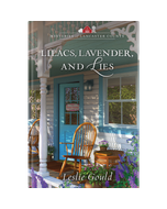 Mysteries of Lancaster County Book 14: Lilacs, Lavender, and Lies