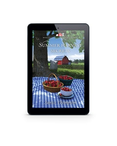 Mysteries of Lancaster County Book 15: Summer Harvest Secrets - ePUB