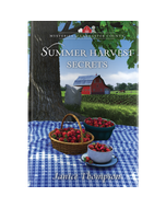 Mysteries of Lancaster County Book 15: Summer Harvest Secrets