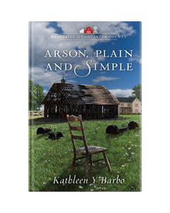Mysteries of Lancaster County Book 17: Arson, Plain and Simple