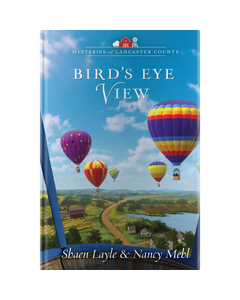 Mysteries of Lancaster County Book 18: Birds Eye View - Hardcover